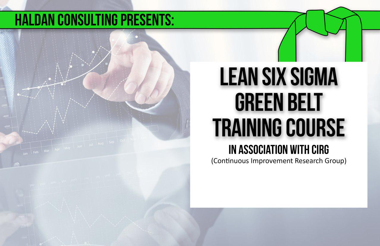 Event Lean Six Sigma Green Belt Training East London
