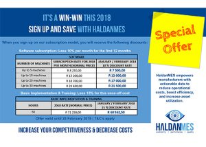 HaldnMES Subscription Special 2018