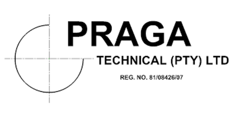 Praga Technical Logo