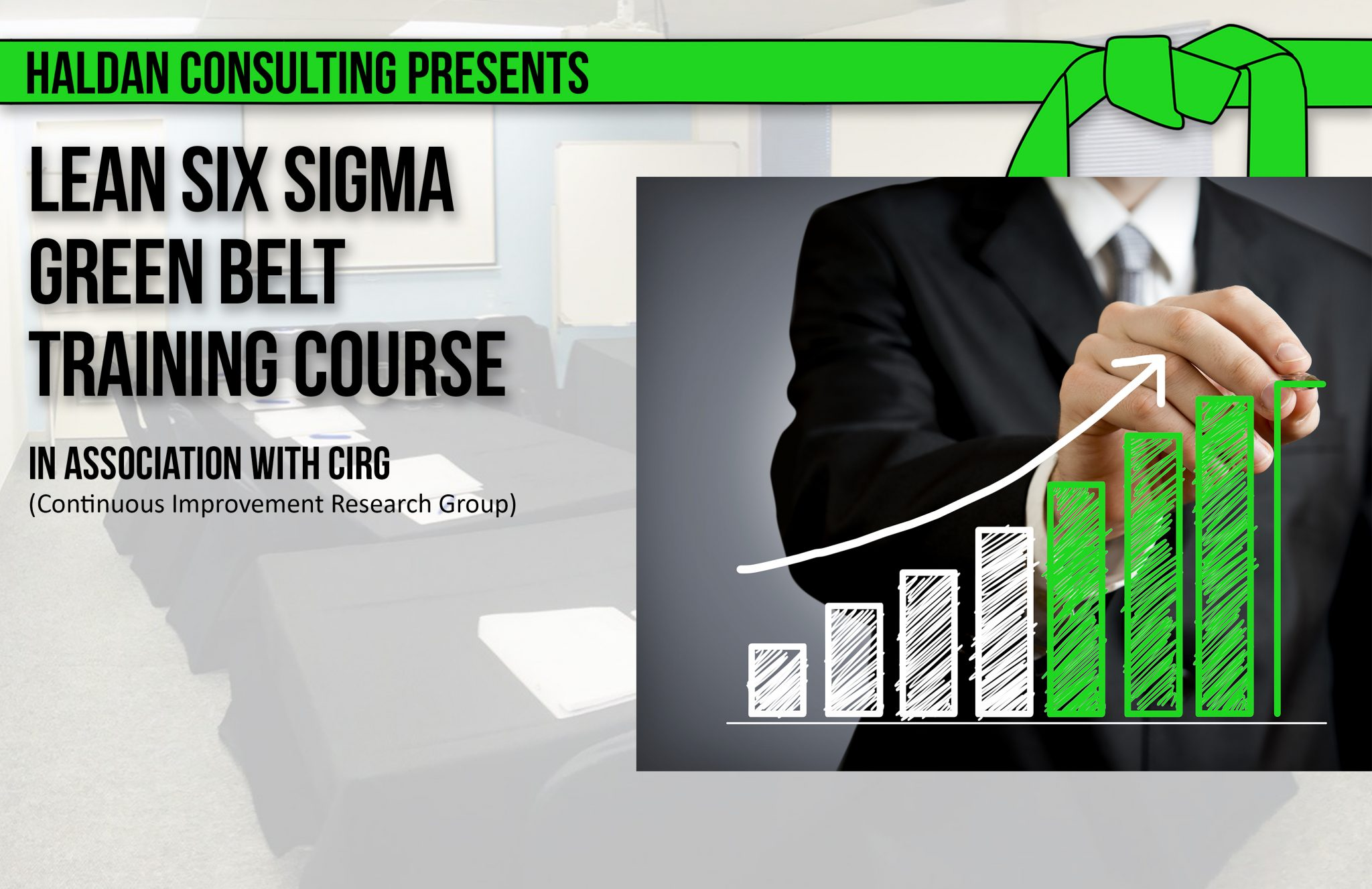 Haldan Consulting Lean Six Sigma Green Belt Training