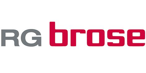 RG Brose logo