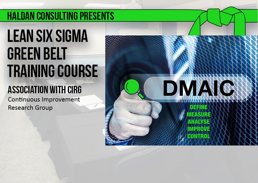 Event Lean Six Sigma Green Belt Training Port Elizabeth