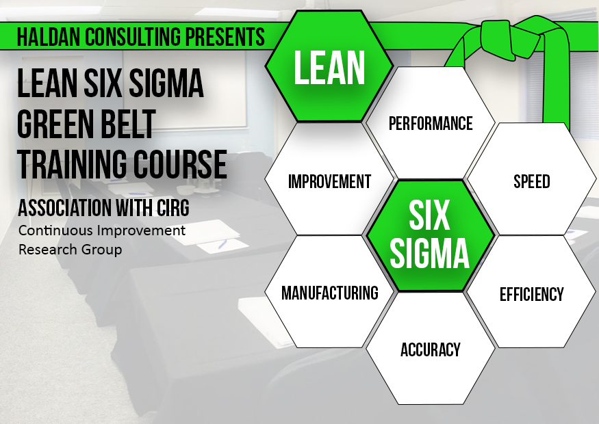 Event Lean Six Sigma Green Belt Training Port Elizabeth